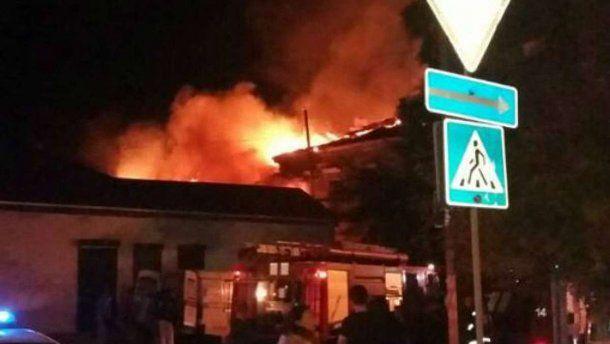Пожар в пятиэтажке в Херсоне: из-за инцидента заживо сгорели люди