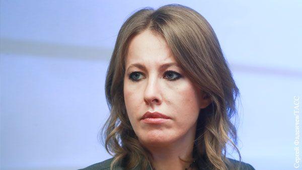 ВКрыму ответили на объявление  Собчак остатусе полуострова