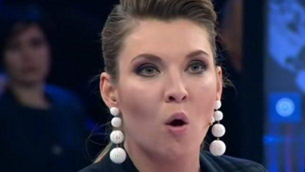 «Атлантида»: Скабеева и Попов закатили истерику в прямом эфире из-за украинского фильма