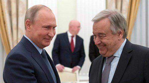 «Нет мандата, чтобы комментировать»: в ООН ошеломили заявлением о «выборах» в Крыму