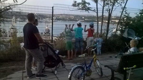 «Кадр из фильма «Терминатор»: сеть впечатлило показательное фото из оккупированного Крыма