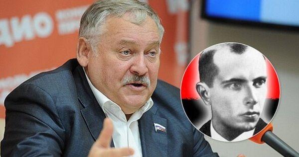 «Нас от этого рвет!»: Затулин пригрозил ссылками украинцам из-за Бандеры