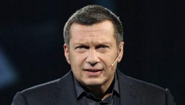 «Вы давно наши!»: пропагандист Соловьев пригрозил Украине полным захватом
