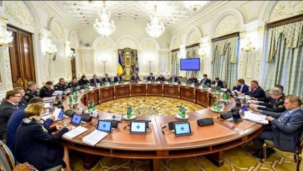 В СНБО не нашли причин вводить санкции против NewsOne и 112.Украина