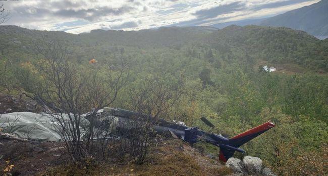 «Много жертв»: Разбился вертолет, летевший на фестиваль