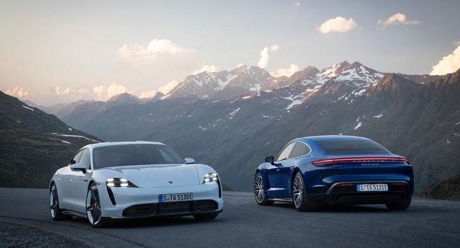 Компания Porsche презентовала свой дебютный электрокар