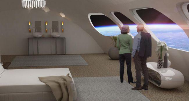 Через 6 лет на околоземной орбите появится отель
