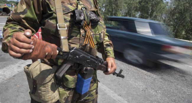 Бойцы ВСУ возле Горловки ликвидировали на Донбассе боевика «ДНР»