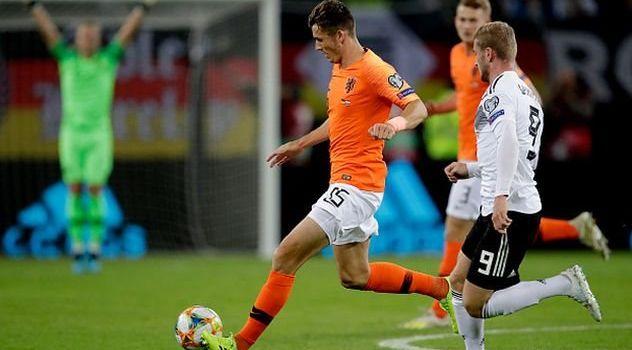 Сборные Германии и Нидерландов устроили голевую феерию: 6 забитых голов и яркая победа «оранжевых»