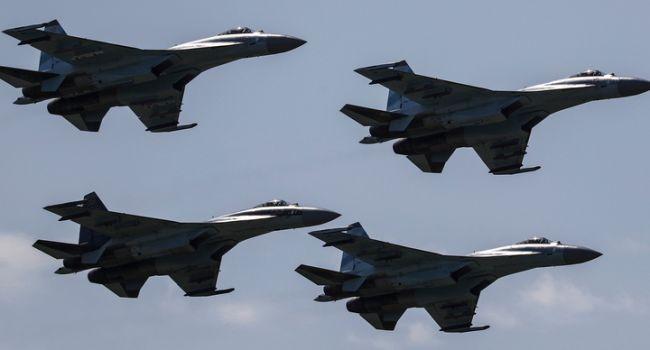 Путин направил в сторону Украины боевую авиацию РФ – источник