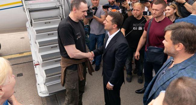 Костюк: Зеленский взамен заложников отдал часть суверенитета и международной поддержки Украины