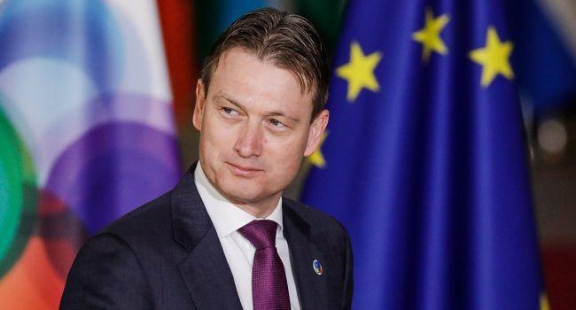 В МИД Нидерландов подтвердили факт допроса Цемаха на украинской территории