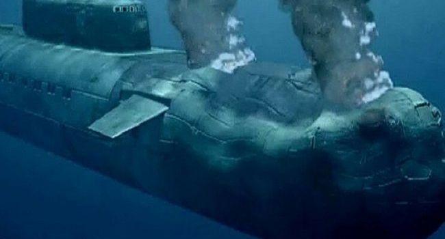 118 погибших: «всплыли» детали трагедии атомной подлодки «Курск»