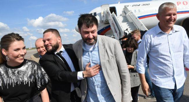 Бабченко, Забужко, Вятрович, Черновол и другие вбрасывали в медиа-пространство «порохоботские» фейки, связанные с обменом заключенными - Литвин