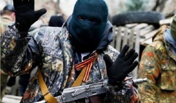 Еще один бывший боевик на Донбассе сдался правоохранителям
