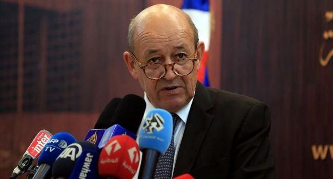 Глава МИД Франции рассказал, что будут требовать от Зеленского на встрече в «Нормандском формате»
