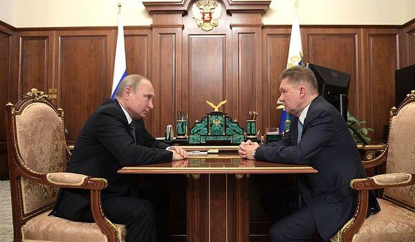 В «Газпроме» заявили, что готовы продавать газ Украине «со сидкой»