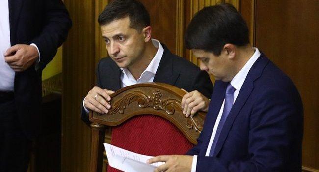 Политолог: Зеленский почему-то решил испортить настроение избирателям Ляшко, Смешко, Гройсмана, Тягнибока
