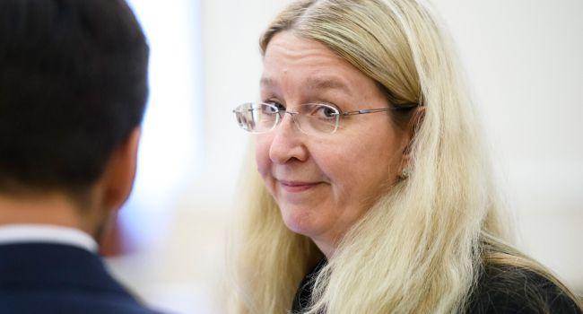 «Я – Доктор Смерть»: Супрун закатила скандал на встрече с Зеленским