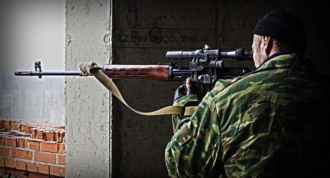 На Донбасс из Ростова массово прибывают снайперы