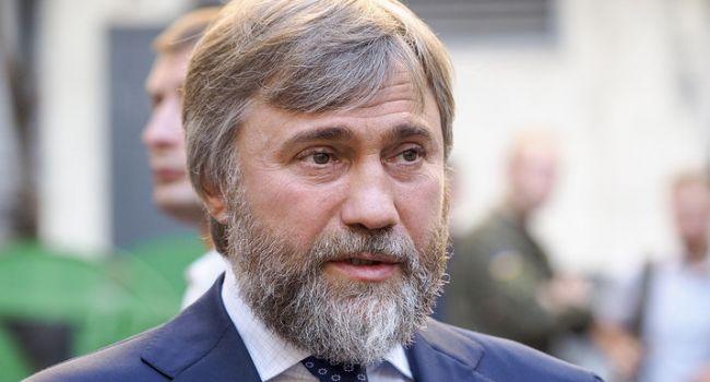 Новинский внедрился в комитет Рады по реинтеграции Донбасса
