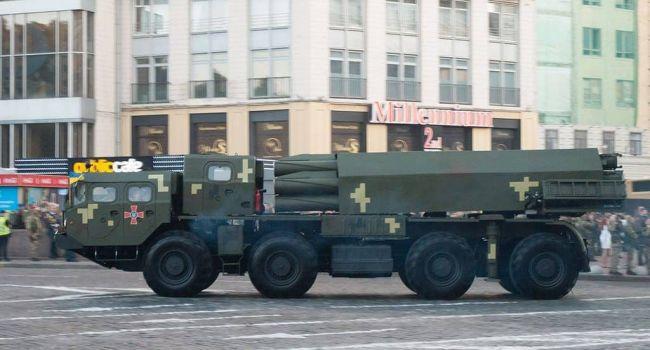 Ракетный комплекс «Ольха» выходит на рынки стран Ближнего Востока