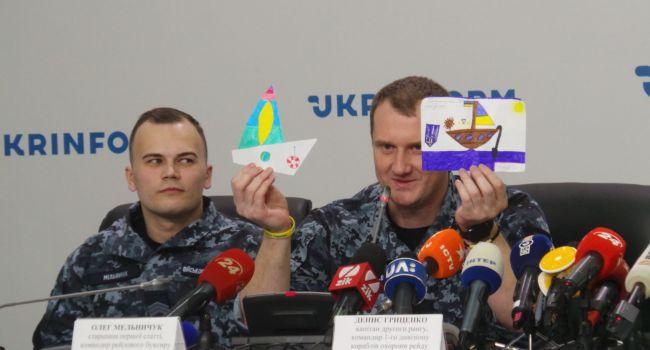 Украинские моряки не открывали огонь по россиянам, поскольку шли с мирными намерениями - Гриценко
