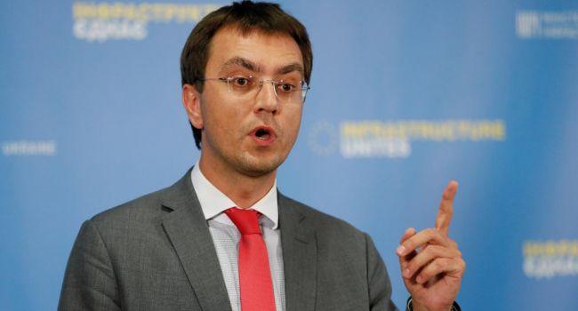 Омелян предостерег президента от посещений заседаний Кабинета министров