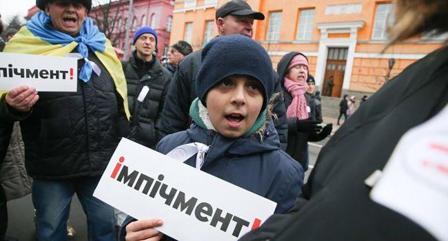 В Украине есть практика «народного импичмента», где не нужны никакие законы — Цибулько