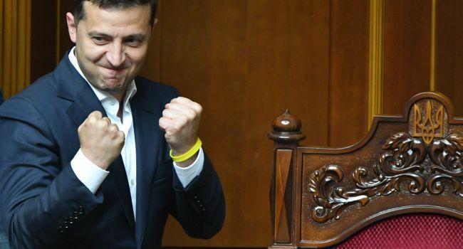 Вернувшись с саммита лидеров стран «нормандской четверки» Зеленский должен объявить Украине, что война продолжается - Кочетков