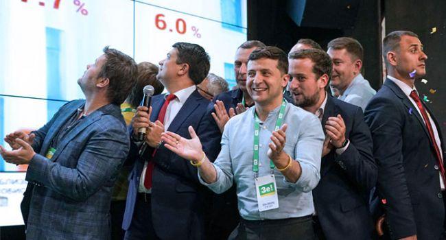 Политолог: если оппозиция не будет работать с избирателями, нас ждет новая «волна Слуги народа №2» или нео-Зеленский