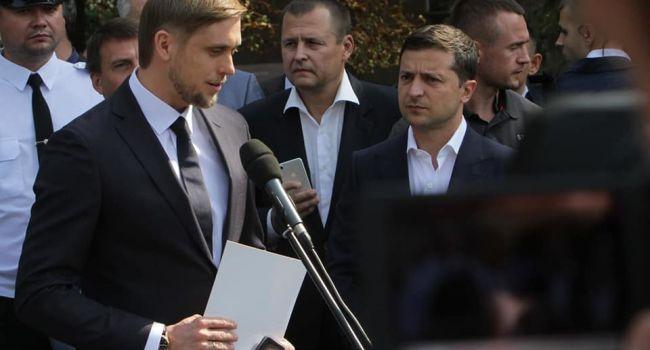 Президент Украины назначил нового главу Днепропетровской ОГА