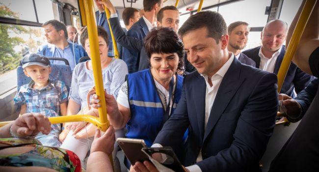 Зеленский из-за отвратительно низкого поведения публично пристыдил Богдана в Днепре