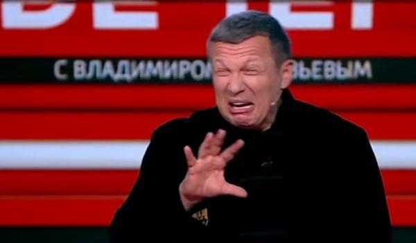 «Зеленский, давай мы купим у тебя всю Левобережную Украину!»: Соловьев выступил с новой бредовой идеей