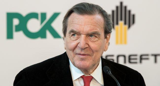 Герхард Шредер: «Между Украиной и Россией наметилось движение»