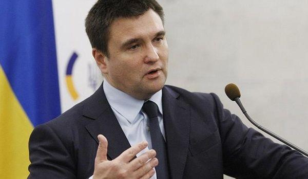 Климкин спрогнозировал, сколько понадобится времени для перезагрузки Донбасса