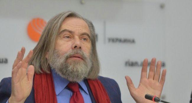 «Поговорю с президентом США, и типа мы вместе вернем Крым»: Погребинский обрушился с критикой на Зеленского