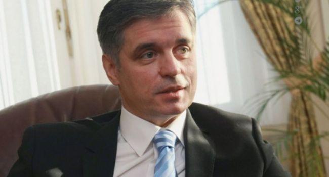 «В этой связи хочется вспомнить эпизод»: Эксперт прокомментировал заявление Вадима Пристайко