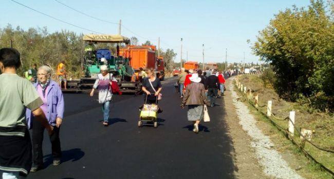Открытие моста в Станице Луганской: У Зеленского сделали анонс