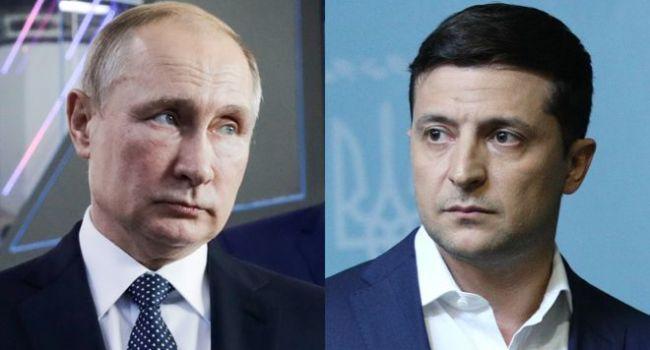 Портников: Зеленский никогда ни о чем не сможет договориться с Путиным