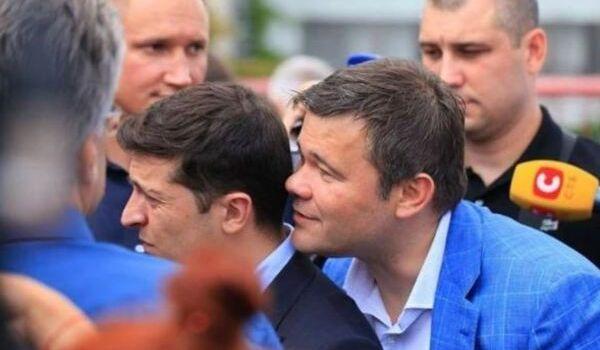 Богдан рассказал, о чем постоянно шепчет на ухо президенту