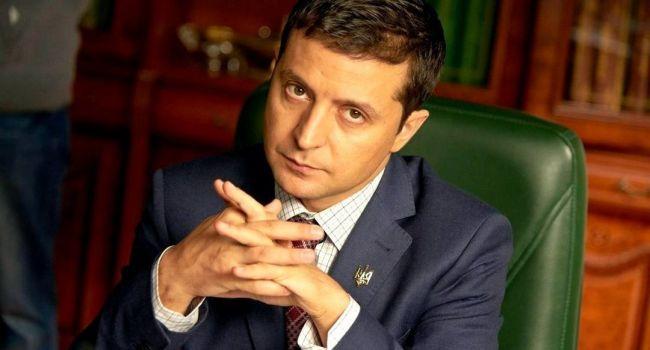 Зеленский заявил, что счастлив возглавлять украинское государство