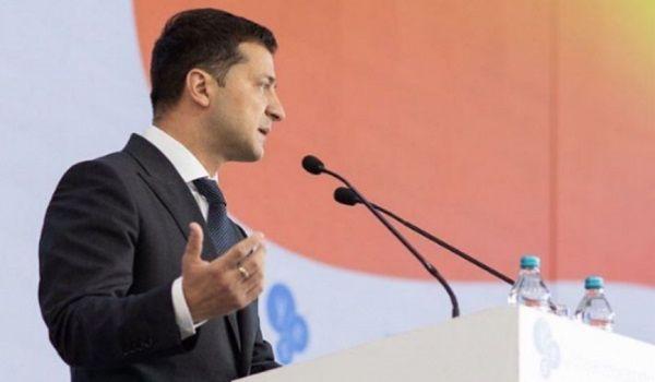Зеленский призвал ОБСЕ фиксировать все нарушения на Донбассе