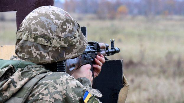 Бойцы ВСУ разбили «в пух и прах» позиции боевиков у разрушенного ДАПа