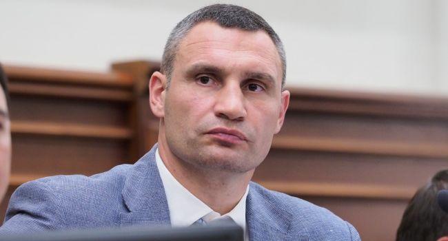 «Не вижу другого пути»: Виталий Кличко заявил о роспуске Киевсовета