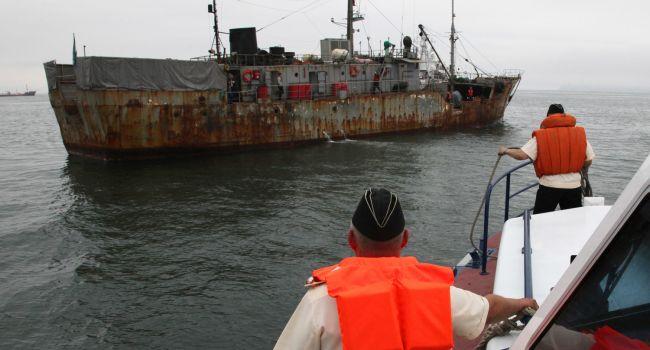 «Инцидент в Японском море»: Пограничники Путина задержали больше 80 граждан Северной Кореи