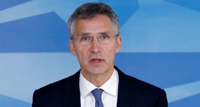 «У нас есть данные»: Столтенберг заявил, что Россия создает новое ядерное оружие