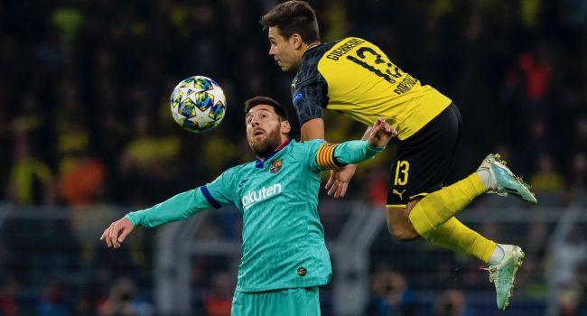 «Боруссия» и «Барселона» раскатали нулевку в Дортмунде