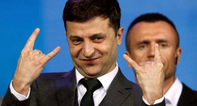 Цимбалюк: еще 6% и президент одной большой страны начнет завидовать и запретит у себя сериал «Слуга народа»