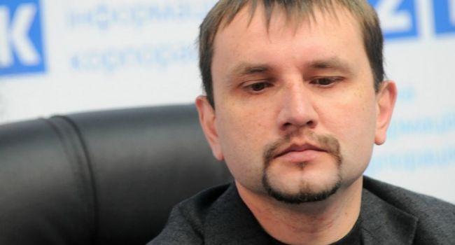 Правительство Украины уволило Владимира Вятровича